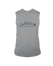 The Mountains Are Calling 1 Sleeveless Tee thumbnail