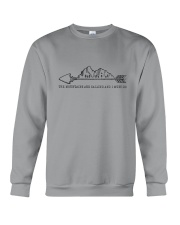 The Mountains Are Calling 1 Crewneck Sweatshirt thumbnail