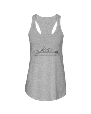 The Mountains Are Calling 1 Ladies Flowy Tank thumbnail