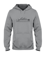 The Mountains Are Calling 1 Hooded Sweatshirt front