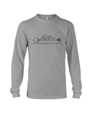 The Mountains Are Calling 1 Long Sleeve Tee thumbnail