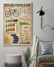 Cycling Knowledge 11x17 Poster lifestyle-poster-1