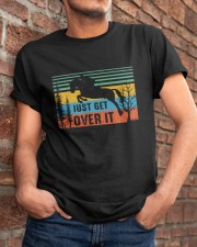 Just Get Over It Classic T-Shirt apparel-classic-tshirt-lifestyle-26