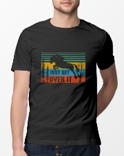 Just Get Over It Classic T-Shirt lifestyle-mens-crewneck-front-13