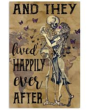 And They Lived Happily 11x17 Poster front