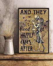 And They Lived Happily 11x17 Poster lifestyle-poster-3