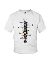 Love Yoga Youth T-Shirt thumbnail