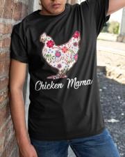 Chicken Mama Classic T-Shirt apparel-classic-tshirt-lifestyle-27