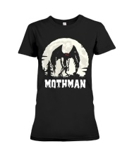 Mothman Premium Fit Ladies Tee thumbnail
