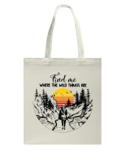 Where The Wild Things Are Tote Bag thumbnail
