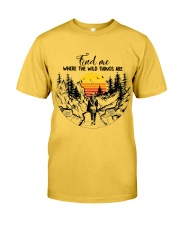 Where The Wild Things Are Classic T-Shirt thumbnail