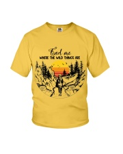 Where The Wild Things Are Youth T-Shirt thumbnail