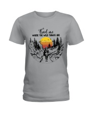 Where The Wild Things Are Ladies T-Shirt thumbnail