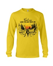 Where The Wild Things Are Long Sleeve Tee thumbnail