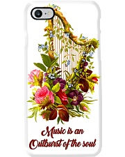Music Is An Outburst Phone Case i-phone-7-case