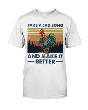 Take A Sad Song Premium Fit Mens Tee thumbnail
