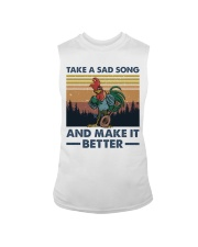 Take A Sad Song Sleeveless Tee thumbnail