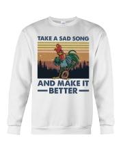Take A Sad Song Crewneck Sweatshirt thumbnail