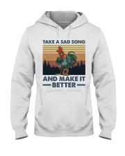 Take A Sad Song Hooded Sweatshirt thumbnail