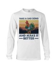 Take A Sad Song Long Sleeve Tee thumbnail