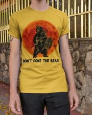 Don't Poke The Bear Classic T-Shirt apparel-classic-tshirt-lifestyle-21