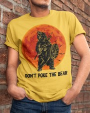 Don't Poke The Bear Classic T-Shirt apparel-classic-tshirt-lifestyle-26