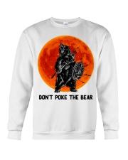 Don't Poke The Bear Crewneck Sweatshirt thumbnail