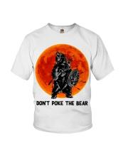 Don't Poke The Bear Youth T-Shirt thumbnail