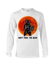 Don't Poke The Bear Long Sleeve Tee thumbnail