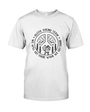 Sloth Hiking Team Classic T-Shirt tile