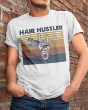 Hair Hustler Classic T-Shirt apparel-classic-tshirt-lifestyle-26