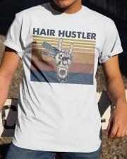 Hair Hustler Classic T-Shirt apparel-classic-tshirt-lifestyle-28