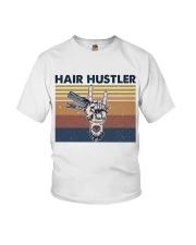 Hair Hustler Youth T-Shirt thumbnail