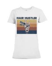 Hair Hustler Premium Fit Ladies Tee thumbnail