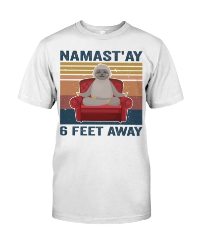 Namast'ay 6 Feet Away