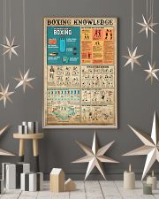 Boxing Knowledge 11x17 Poster lifestyle-holiday-poster-1