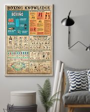 Boxing Knowledge 11x17 Poster lifestyle-poster-1
