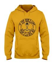 If You Dont Like Ice Hockey Hooded Sweatshirt thumbnail