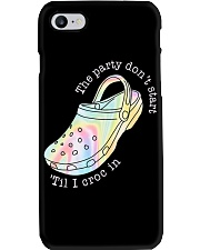 The Party Don't Start Phone Case i-phone-8-case