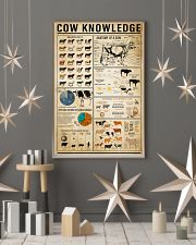 Cow Knowledge 11x17 Poster lifestyle-holiday-poster-1
