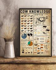 Cow Knowledge 11x17 Poster lifestyle-poster-3