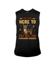 Yorkshire Terriers Sleeveless Tee thumbnail