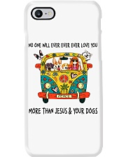 No One Ever Love You Phone Case thumbnail