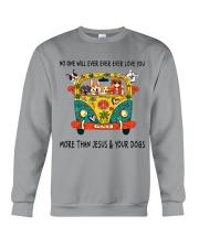 No One Ever Love You Crewneck Sweatshirt thumbnail