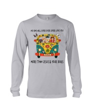 No One Ever Love You Long Sleeve Tee thumbnail