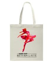 Love Ballet Tote Bag thumbnail