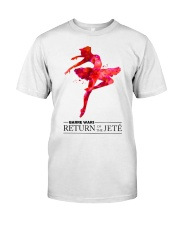 Love Ballet Classic T-Shirt front