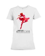 Love Ballet Premium Fit Ladies Tee thumbnail
