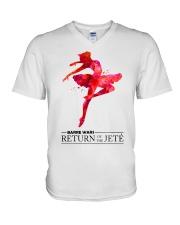 Love Ballet V-Neck T-Shirt thumbnail