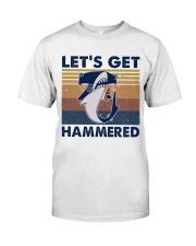 Get Hammered Classic T-Shirt thumbnail